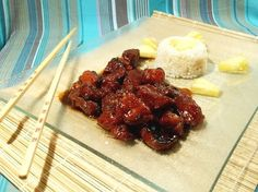 Porc au caramel : la meilleure recette Sauce Au Caramel, Carne, Breakfast Diner, French Dishes, Asian Recipes, Ethnic Recipes, Cheat Meal, Exotic Food, Creative Food