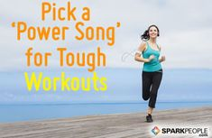 Play Your Power Song to Go the Extra Mile via @SparkPeople