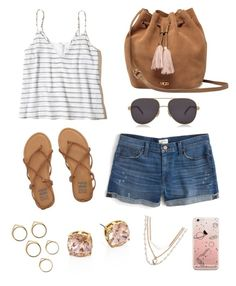 Untitled #319 by pnicoleb90 on Polyvore featuring polyvore, fashion, style, Hollister Co., J.Crew, Billabong, UGG, Tory Burch, Vera Bradley, Chopard and clothing