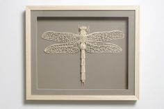 Toothpick Dragonfly