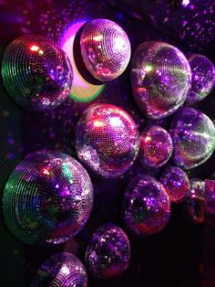 Disco Balls (My own photography)
