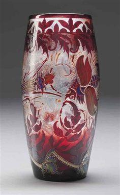 Emile+Galle+Vase+|+Cigales+Vase