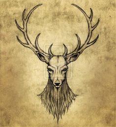 good drawing !  Oh my deer by ~AnaKarniolska on deviantART