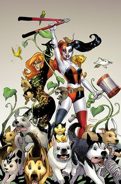 Harley Quinn #2 Second Printing Now Features A New Cover By Amanda Conner
