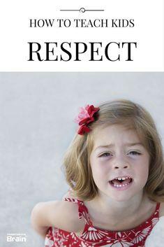 Respect Parents - Discipline For Kids #Parenting #Discipline #parentingtoddlerssimple
