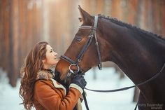 Lovely horse and rider