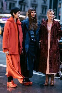 Street style: New York Fall/Winter 2017-2018 Fashion Week 62