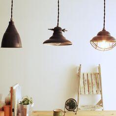 MERCROSさんの、キッチン,照明,DIY,ペンダントライト,vintage,ヴィンテージ,ヴィンテージテイスト,MERCROS,AVENEW,PEAR,TERRAS,のお部屋写真