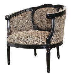 Tudor Accent Chair
