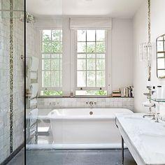Aménagement d'une salle de bains de 4m2