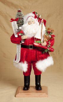 Santas y mas Santas  iguiendo mi tablero  Mis Santas coleccion.