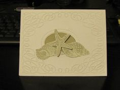 Beach Card by jcrocker - Cards and Paper Crafts at Splitcoaststampers