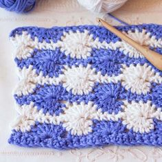 How To: Crochet The Catherine Wheel (Starburst) Stitch  The starburst stitch is quite easy to learn and would look lovely on a number of crochet projects. Watch the accompanying video in the original post for instructions on how to make this stitch.