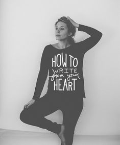 How to write from your heart  |  The Fresh Exchange