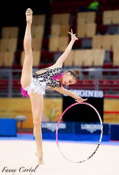 Anastasia Salos BLR Gymnastics Photography, Gymnasts, Rhythmic Gymnastics, For Your Health, Skating, Anastasia, Hoop, Erotic, Twins