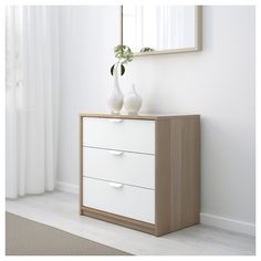Best Of Ikea Malm Nightstand White