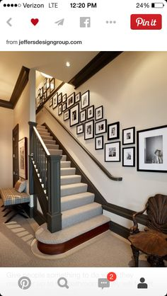Love the pics and the stairs