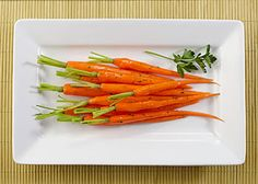 Tetley Red Tea Rooibos Braised Carrots. #CAREPackageRecipes