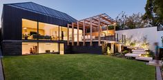 St. Peter's Renovation / Glasshouse