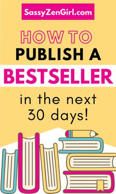Publish A Bestseller in the next 30 Days! Writing A Novel Tips, Writing Process, Writing A Book, Editing Writing, Writers Help, Writers Write, Extra Money Jobs, Job Application Cover Letter, Autobiography Writing