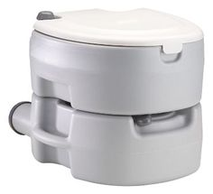 Coleman® Large Portable Flush Toilet - Perfect for camping