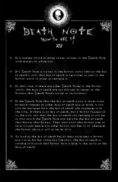 Page 15: DEATH NOTE by Leustante