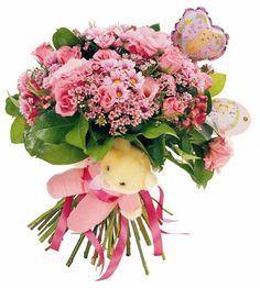 λουλουδια για γεννητουρια Tin, Floral Wreath, Wreaths, Flowers, Home Decor, Floral Crown, Decoration Home, Door Wreaths, Room Decor