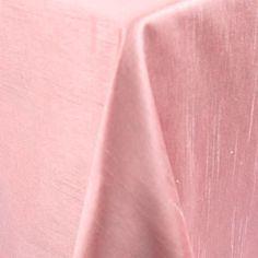 Shimmer | Color: Pink - La Tavola Fine Linen