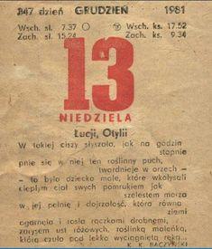 Retro Posters, Old Photos, Childhood Memories, Poland, Nostalgia, Times, Humor, Tin Cans, Historia
