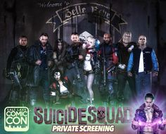 *PIN to WIN* Join us for our screening of #SuicideSquad on August 4th at the Jordan Commons Megaplex Theatre. Tickets on sale this Friday, 7/15/16! #utah