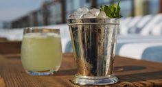 Classic cocktails - mint julep!
