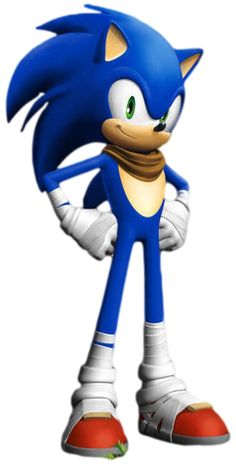 Sonic the Hedgehog will lead his friends on their battles against Eggman in Sonic Boom: Rise of Lyric, Sonic Boom: Shattered Crystal, and the Sonic Boom TV series.