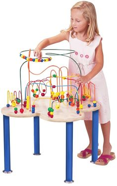 Manipulative Wooden Toys Wooden Magnetic Mazes Wood