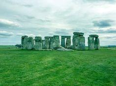 Stonehenge, United Kingdom #travel #salisbury #uk