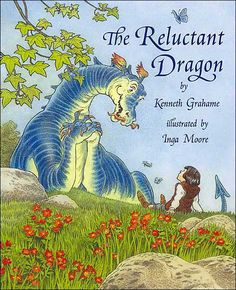 The_Reluctant_Dragon free audio book