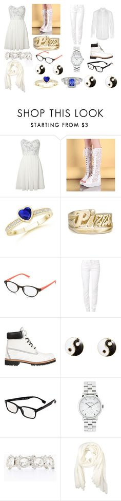 """""""The Devil's Twins: Lets be Angels"""" by king-tamaki-suoh ❤ liked on Polyvore featuring beauty, TFNC, Vera Bradley, Just Cavalli, Timberland, H&M, Marc by Marc Jacobs, Ann Taylor and Unity"""