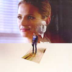 Beckett's first 'I love you'