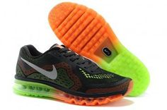 promo code cf84e 63dbe Nike Air Max 2014 Womens black orange gray Pink green Shoes Air Max 2014,  Nike