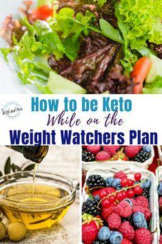 Ww Recipes, Low Carb Recipes, Healthy Recipes, Healthy Food, Healthy Eating, Diabetic Recipes, Dinner Recipes, Vegan Keto Diet, Ketogenic Diet