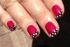 Valentine nails 2013