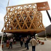 Expo 2015 Stand Enel : 14 best #expo2015 chile pavilion images expo 2015 worlds fair