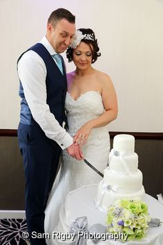 In 2014 I have been lucky enough to photograph lots of amazing weddings. Here are some of the Wedding Cakes to give you ideas and inspiration. #samrigbyphotography #femaleweddingphotographer #northwestweddingphotographer #weddingphotography #weddingphotographer #weddingcakes #cakes #weddings #bride #groom #fruitcake #spongecake #cheesecake #caketoppers
