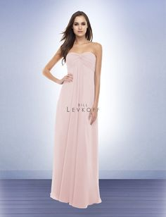 www.billlevkoff.com Bridesmaid Dress Style 162