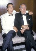 early rh gala the late actor anthony quinn and son.