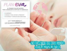 Plan EVA, tu plan de ahorro para conseguir el embarazo. Savings Plan, November, Pregnancy