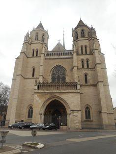 Dijon, Cathédrale Saint Benigne