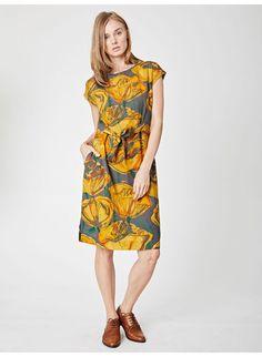 Larkin Floral Print Dress
