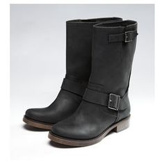 leather biker boots womens - Cerca con Google