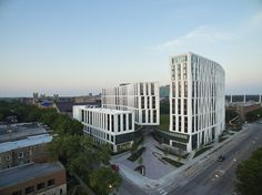 Gallery of University of Chicago Campus North Residential Commons / Studio Gang - 8