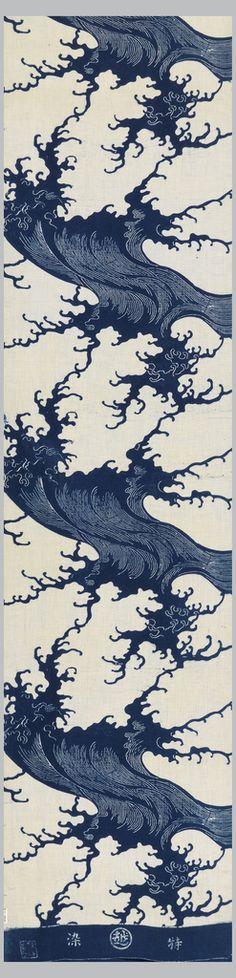 Kimono Length (tan) (Japan), early 20th century